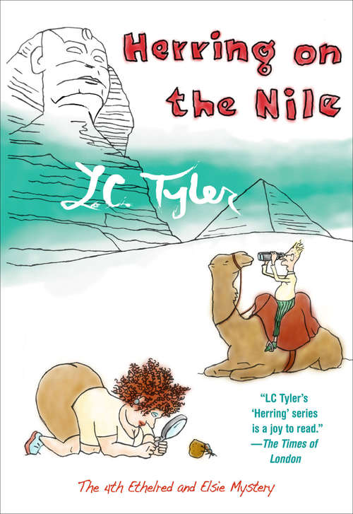 Herring on the Nile (The Ethelred and Elsie Mysteries #4)