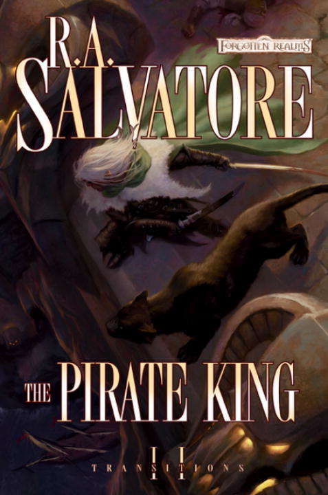 The Pirate King: Transitions, Book 2) (Transitions)