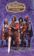 The Legend of the Ancient Scroll (Mystic Knights of Tir na Nog #1)