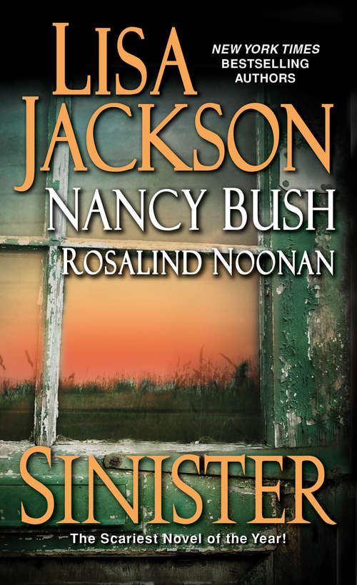 Sinister (The Wyoming Series #1)