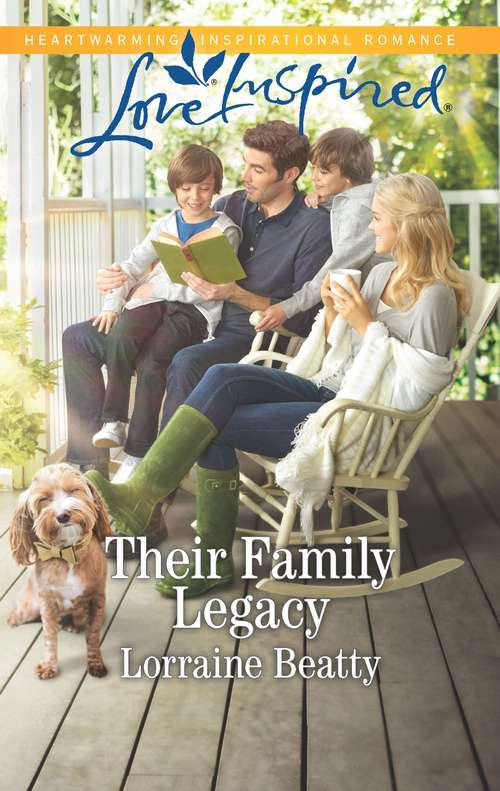 Their Family Legacy (Mississippi Hearts)