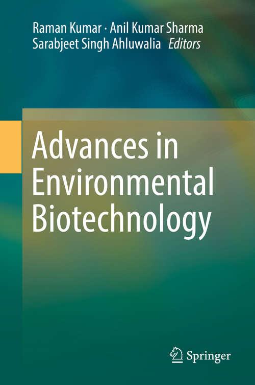 Advances in Environmental Biotechnology