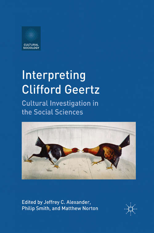 Interpreting Clifford Geertz