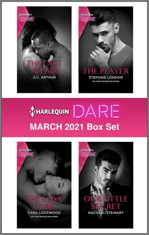 Harlequin Dare March 2021 Box Set