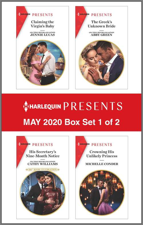 Harlequin Presents - May 2020 - Box Set 1 of 2