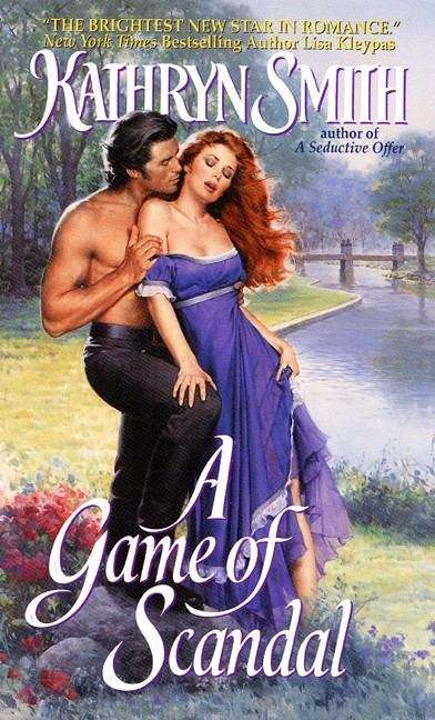 A Game of Scandal (Friends Trilogy #2)