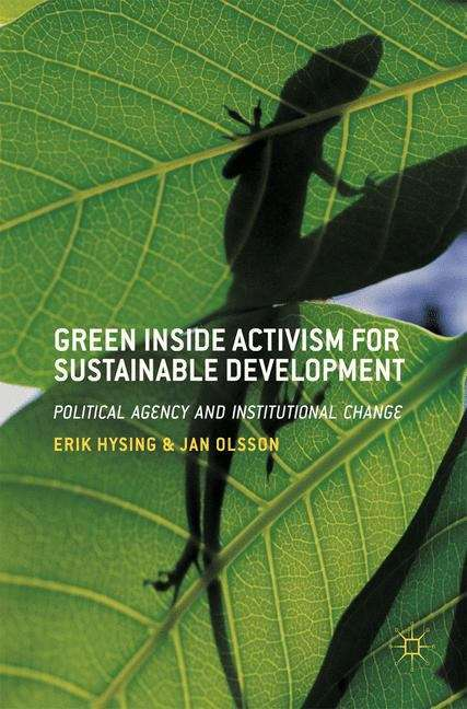 Green Inside Activism for Sustainable Development