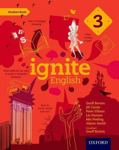 Ignite English: Student Book 3 (PDF)   UK education collection