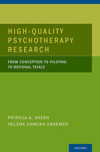 High-Quality Psychotherapy Research