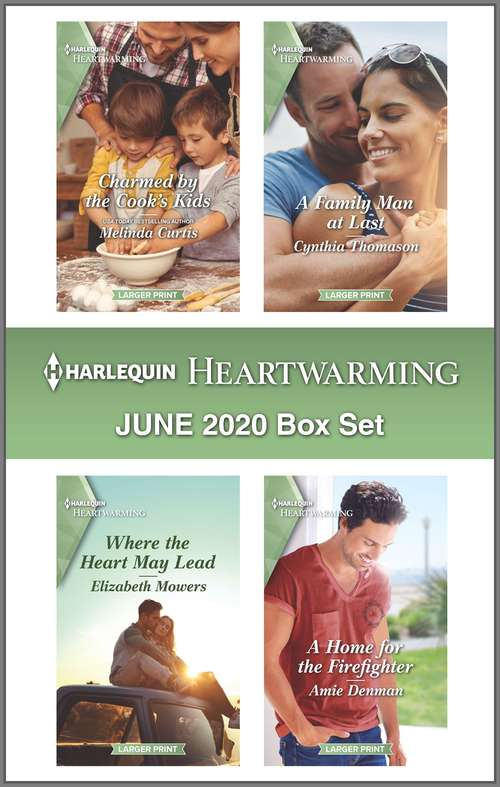 Harlequin Heartwarming June 2020 Box Set