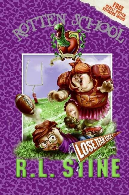 Rotten School #4: Lose, Team, Lose!