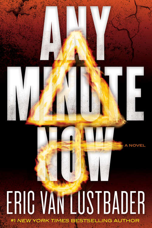 Any Minute Now: A Novel (Red Rover Ser. #01)