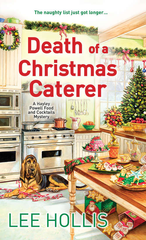 Death of a Christmas Caterer (Hayley Powell Mystery #5)
