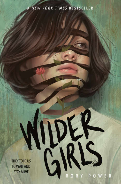 Collection sample book cover Wilder Girls by Rory Power