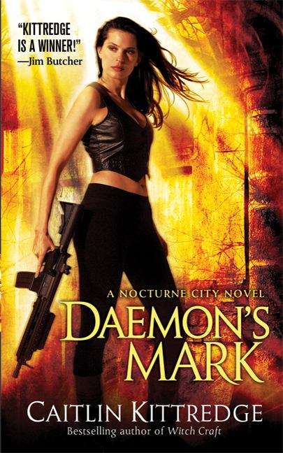 Daemon's Mark (Nocturne City, Book #5)