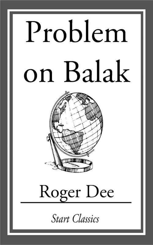 Problem on Balak