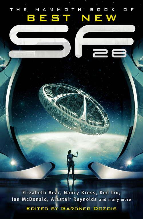 Mammoth Book of Best New SF 28 (Mammoth Books #231)