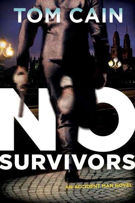 No Survivors (Samuel Carver Series #2)