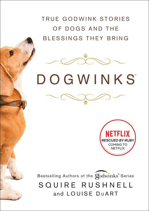 Dogwinks: True Godwink Stories of Dogs and the Blessings They Bring (The Godwink Series #6)