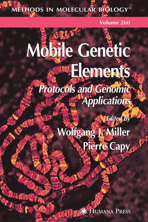 Mobile Genetic Elements