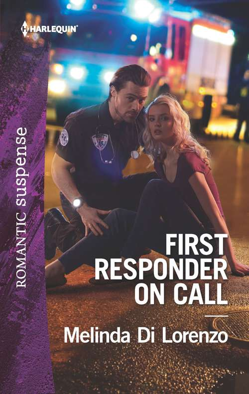 First Responder on Call (Mills And Boon Heroes Ser. #2)