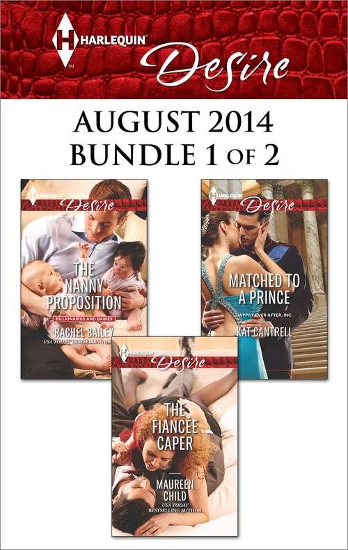 Harlequin Desire August 2014 - Bundle 1 of 2