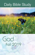 Daily Bible Study Fall 2019