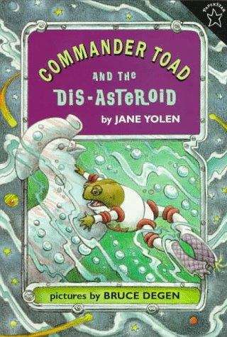 Commander Toad and the Dis-asteroid (Commander Toad #4)