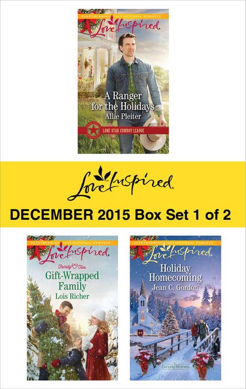 Love Inspired December 2015 - Box Set 1 of 2