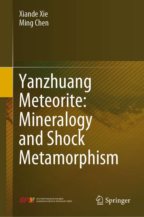Yanzhuang Meteorite: Mineralogy and Shock Metamorphism