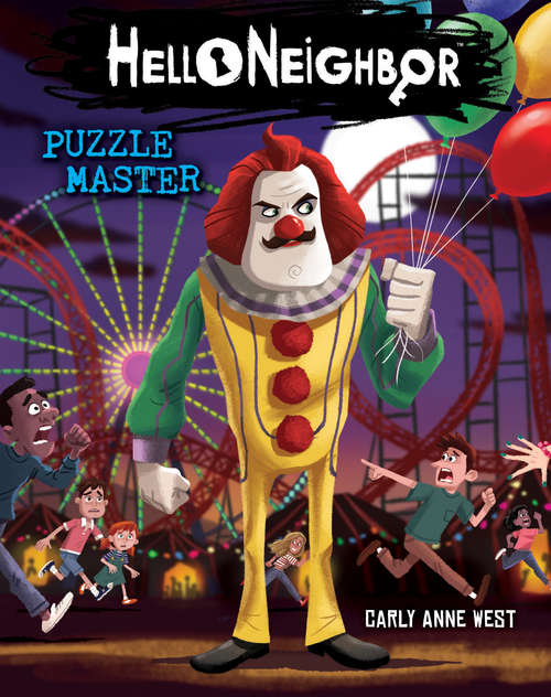 Puzzle Master (Hello Neighbor #6)