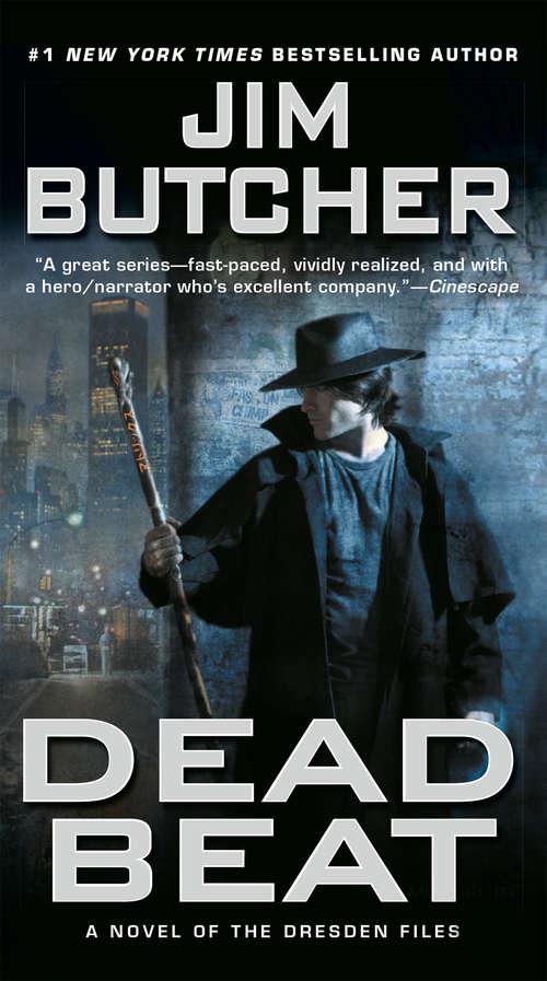 Dead Beat: A Novel of The Dresden Files (Dresden Files #7)