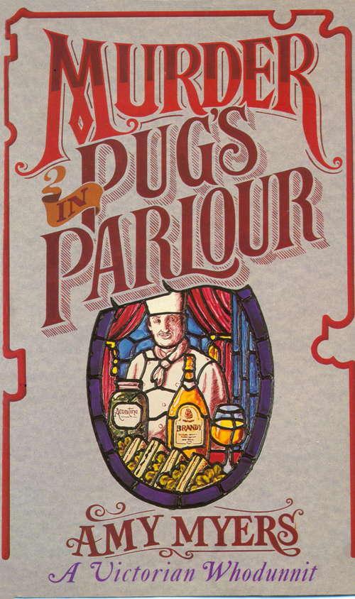 Murder in Pug's Parlour (Auguste Didier Mystery 1)