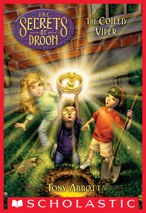The Coiled Viper (The Secrets of Droon #19)
