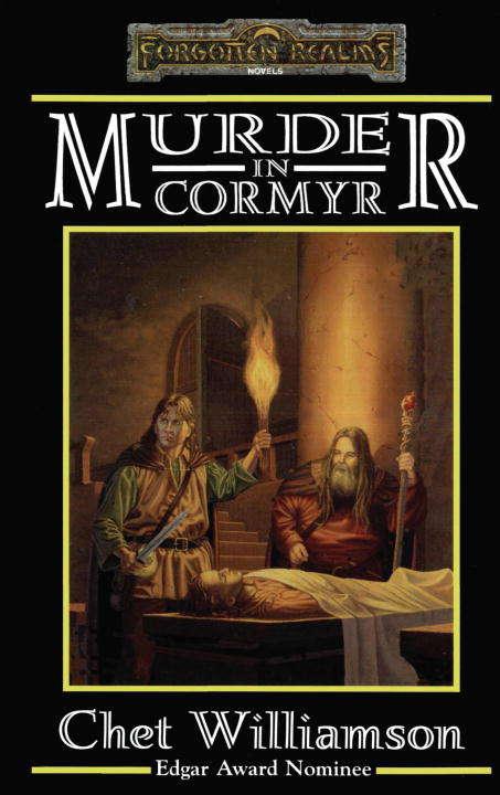 Murder in Cormyr