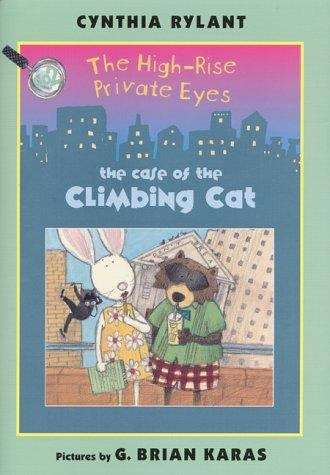 The Case of the Climbing Cat (The High Rise Private Eyes #2)