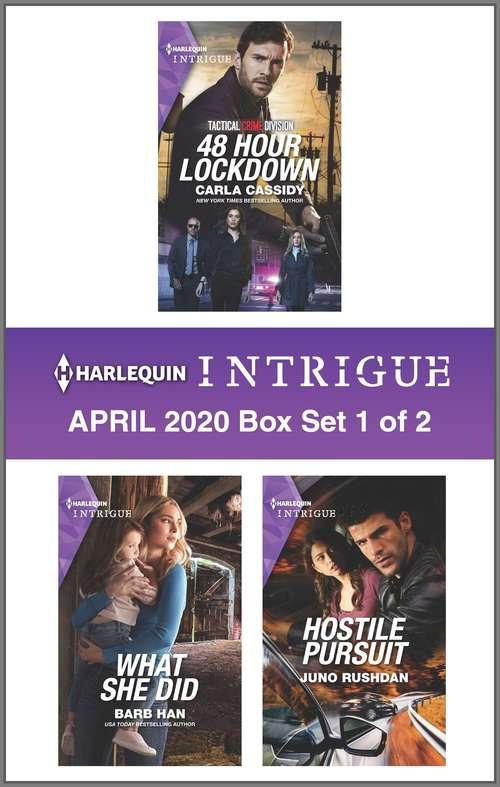 Harlequin Intrigue April 2020 - Box Set 1 of 2