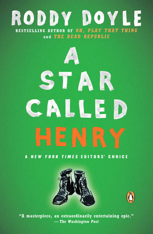 A Star Called Henry (The Last Roundup #1)