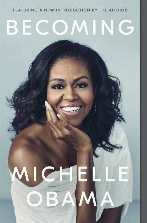 Collection sample book cover Becoming by Michelle Obama