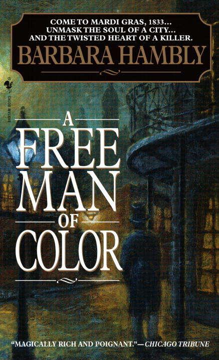 A Free Man of Color (Benjamin January #1)