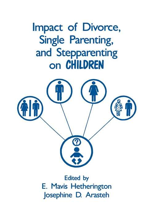 Impact of Divorce, Single Parenting and Stepparenting on Children: A Case Study of Visual Agnosia