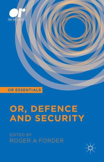 OR, Defence and Security