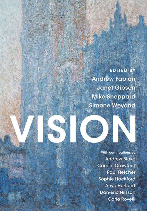 Vision (Darwin College Lectures)