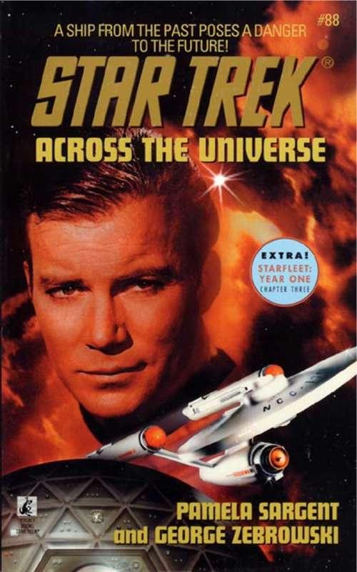 Across the Universe: Star Trek The Original Series (Star Trek: Vanguard  #88)