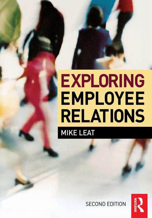 Exploring Employee Relations: An International Approach