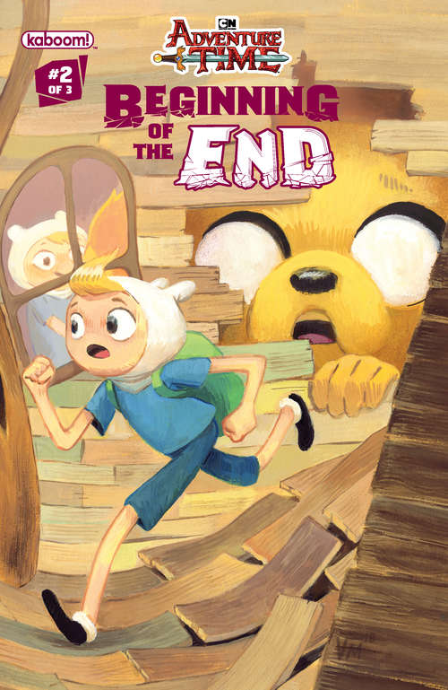 Adventure Time (Beginning of the End #2)