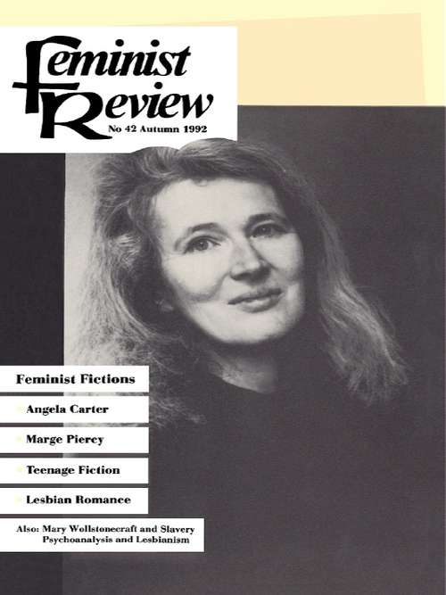 Feminist Review: Issue No. 33