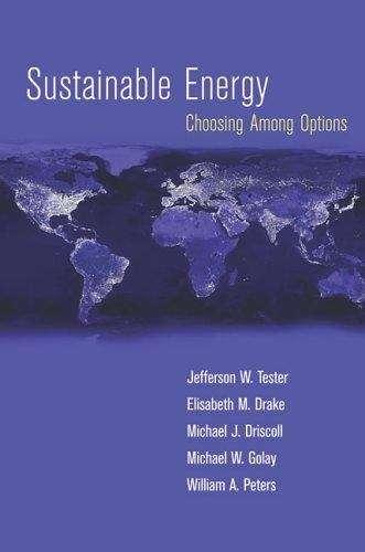 Sustainable Energy: Choosing Among Options