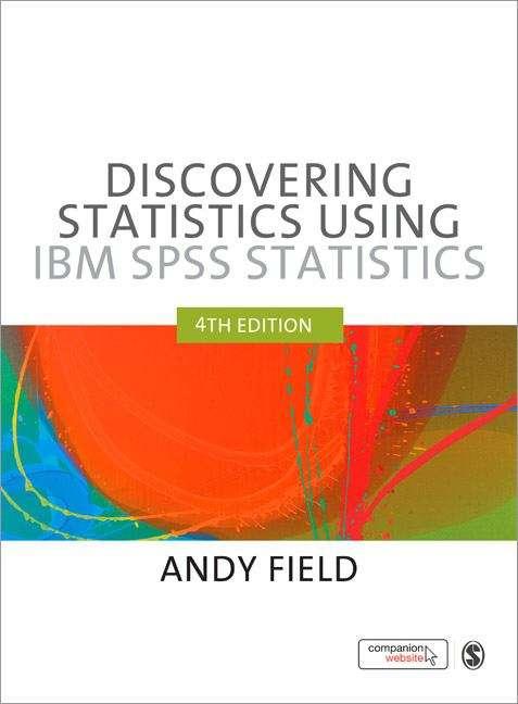 discovering statistics using ibm spss statistics 4th edition pdf