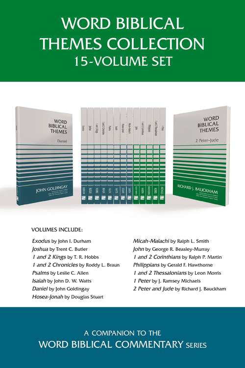 Word Biblical Themes Collection: 15-Volume Set (Word Biblical Themes)